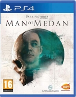 The Dark Pictures Anthology: Man of Medan (PS4) použité