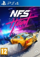 Need for Speed Heat (PS4) použité
