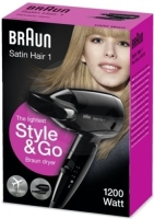 Braun Satin Hair 1 HD 130
