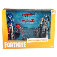 Figurky Fortnite Shopping Cart - 2x 18 cm