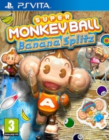 Super Monkey Ball: Banana Splitz (PSV)