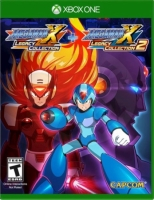 Mega Man X Legacy Collection 1+2 (XONE)