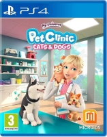 My Universe: Pet Clinic Cats and Dogs (PS4)