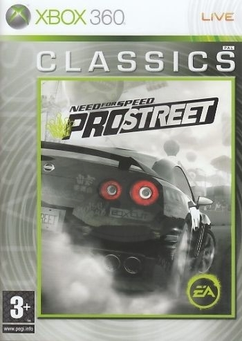 Need for Speed: ProStreet (X360)