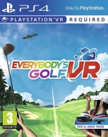 Everybody´s Golf VR (PS4)