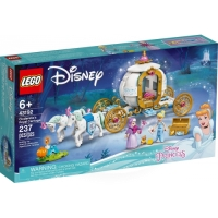 LEGO Disney Princess 43192 Cinderella's Royal Carriage