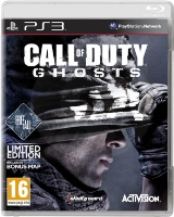 Call of Duty: Ghosts (PS3) použité