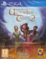 The Book of Unwritten Tales 2 (PS4) použité
