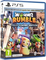 Worms Rumble Fully Loaded Edition (PS5)