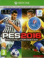 Pro Evolution Soccer 2016 - Day One Edition (XONE)