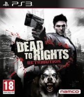 Dead to Rights: Retribution (PS3) použité