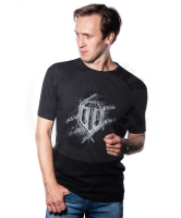 World of Tanks Front Logo - t-shirt size S