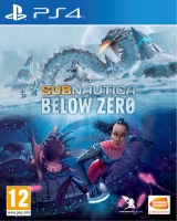 Subnautica Below Zero (PS4)