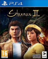 Shenmue 3 (PS4)