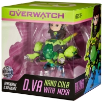 Overwatch - Cute but Deadly - Nano Cola D.Va and Meka