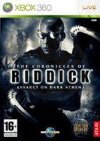 The Chronicles of Riddick: Assault on Dark Athena (X360) použité