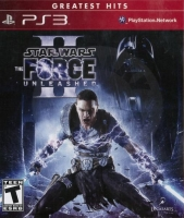 Star Wars: The Force Unleashed II (PS3) použité