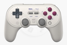 8BitDo Pro2 Gamepad G Classic Edition (Switch/PC/Mac/Android)