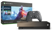 Microsoft Xbox One X 1 TB Battlefield V Limited Edition Bundle