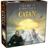Game of Thrones Catan - Brotherhood of the Watch - EN