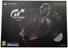 Gran Turismo Sport Collector's Edition (PS4)