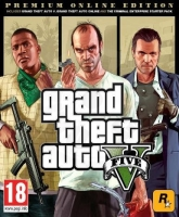 Grand Theft Auto V - Premium Online Edition (PC)