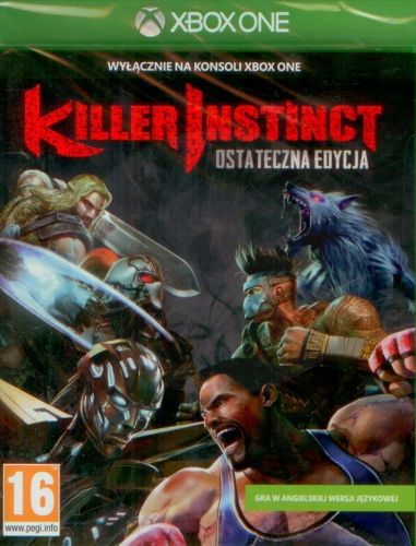 Killer Instinct - Definitive Edition (XONE)