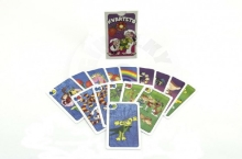Bonaparte Quartet Come with us to a fairy tale board game - cards in a paper box 6x9x1,5cm