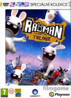 Rayman: Mad Rabbit Trilogy (PC)