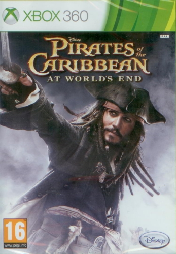 Pirates of the Caribbean: At World´s End (X360)