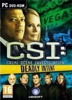 CSI: Crime Scene Investigation - Deadly Intent (PC)