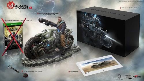 Gears of War 4 - Collector's Box