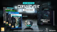 Observer: System Redux Day One Edition (PS4)