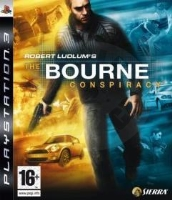 Robert Ludlum´s The Bourne Conspiracy (PS3) použité