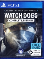 Watch_Dogs - Complete Edition (PS4) použité