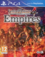 Samurai Warriors 4: Empires (PS4)