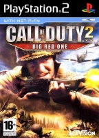 Call of Duty 2: Big Red One (PS2) použité