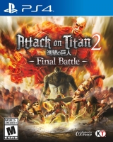 Attack on Titan 2 Final Battle (PS4)