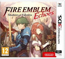 Fire Emblem Echoes: Shadows of Valentia (3DS)