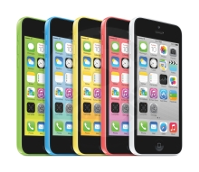 Apple iPhone 5C 16 GB bílý - použité
