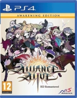 The Alliance Alive HD Remastered (PS4)