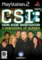 CSI: 3 Dimensions of Murder (PS2) použité