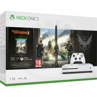 Microsoft Xbox One S 1 TB Tom Clancy's The Division 2 Bundle