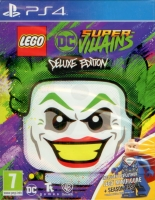 Lego DC Super - Villains Deluxe Edition (PS4)