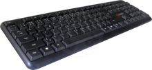 C-TECH KB-102-U-BL (PC)
