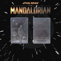 Star Wars Iconic Scene Collection Limited Edition Ingot - The Mandalorian