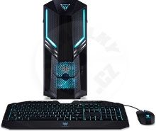 ACER PC Predator Orion 3000 PO3-600, i5-8400, 8GB, 2TB+32GB, GTX 1060-6GB, Win10