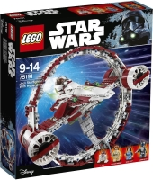 Lego Star Wars - 75191 - Jedi Starfighter with hyperdrive