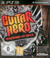 Guitar Hero: Warriors of Rock (PS3) použité