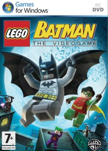 Lego Batman: The Video Game (PC)